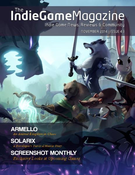 November 2014 | Issue 43