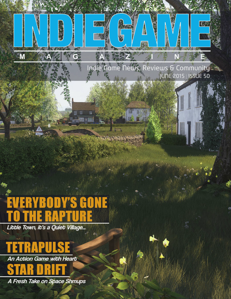 The Indie Game Magazine June 2015 | Issue 50