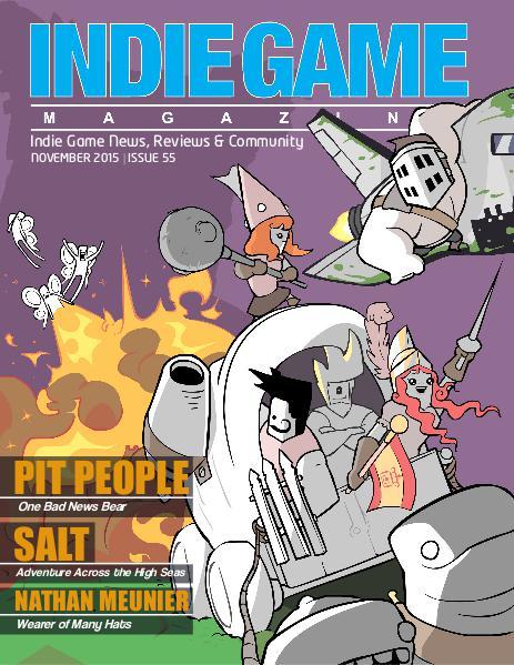 November 2015 | Issue 55