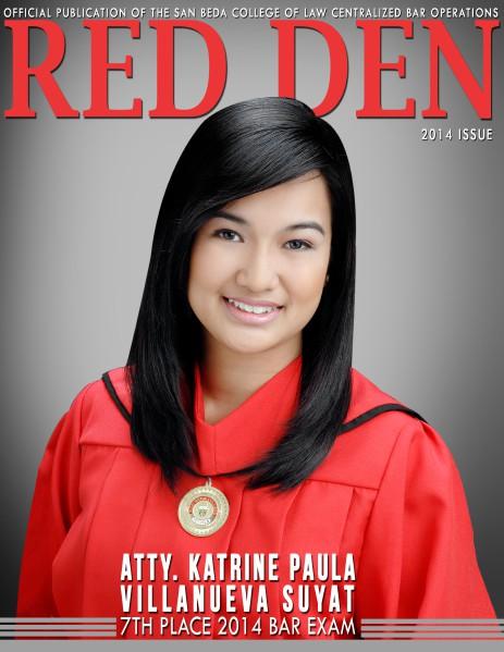 Red Den 2014 Issue