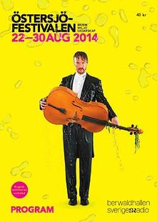 Program: Östersjöfestivalen 2014