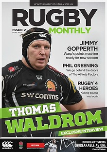 RUGBY MONTHLY DIGITAL