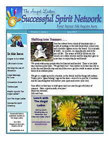 Successful Spirit Webzine June Issue