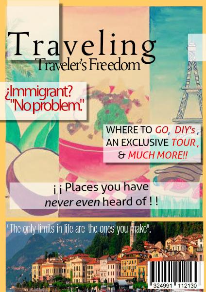 Traveling [ T r a v e l e r s   F r e  e d o m ] Traveling: Traveler's Freedom