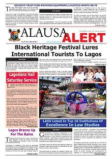 Alausa Alert