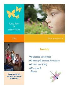 AZ&A 2014 Summer Magazine