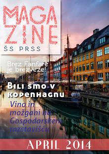ŠS PRSS magazine