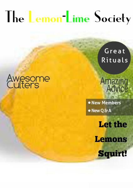 The Lemon-Lime Society 1