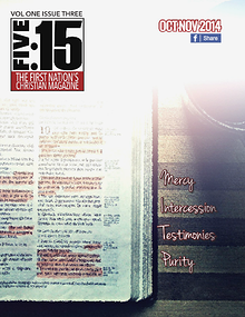FIVE:15 The First Nation's Christian Magazine