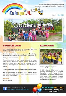 Cahaya M Quarterly Newsletter