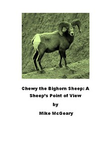 Chewy the Bighorn Sheep