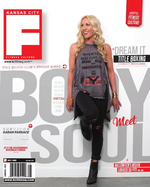 Kansas City Fitness Magazine Oct. / Nov. 2014