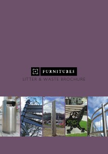 The Facilities And Estates Business Directory. Furnitubes- Litter And Waste Brochure