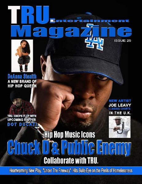 Tru Issue 25 , Volume 4, 2015