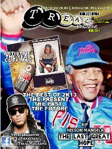 Treal Magazine 15-1 nelson mandela Jan 2014