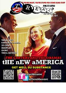Treal/Chanc' Magazine