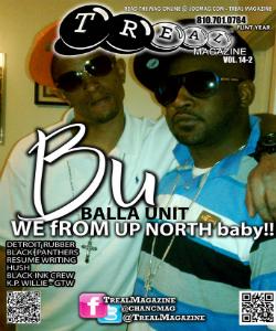 Treal/Chanc' Magazine vol 14-2 50 cent b-u treal magazine detroit rubber