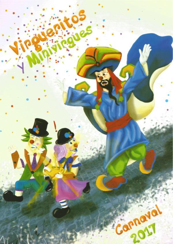 Cancioneros de Los Virgueritos Año 2017