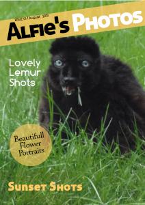 Alfie's Photos August 2013