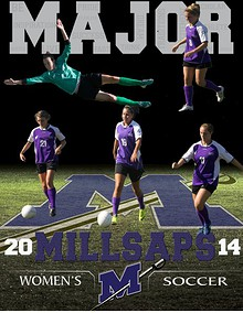 2014 Millsaps Majors Women's Soccer Media Guide