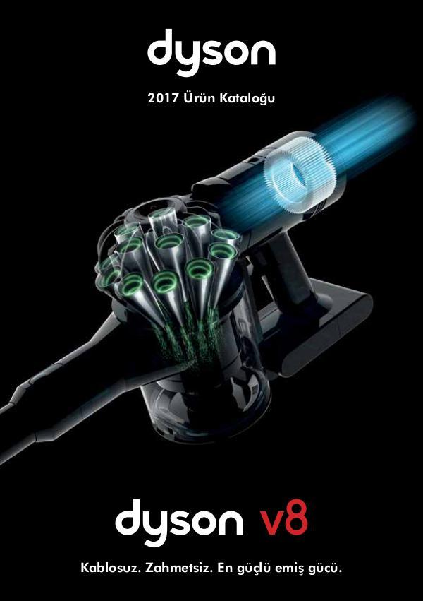 DYSON ÜRÜN KATALOĞU 2017 DYSON_BAYI BROSUR_2017_A5