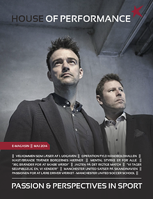 HOUSE OF PERFORMANCE || E-MAGASIN MAJ 2014