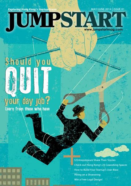 Jumpstart Magazine May/June 2014