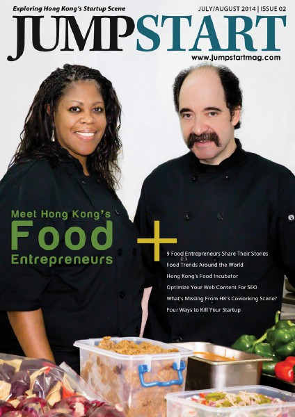 Jumpstart Magazine July/August 2014