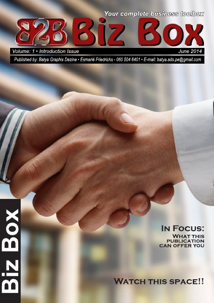 Biz Box Launch Issue June 2014
