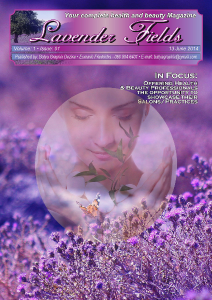 Lavender Fields Issue 01 • 13 June 2014