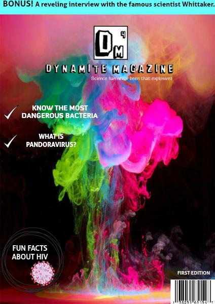 Dynamite Magazine May, 2014