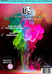 Dynamite Magazine