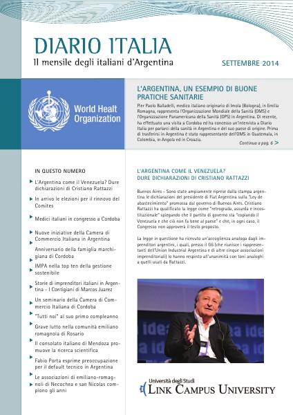 Diario Italia Settembre 2014
