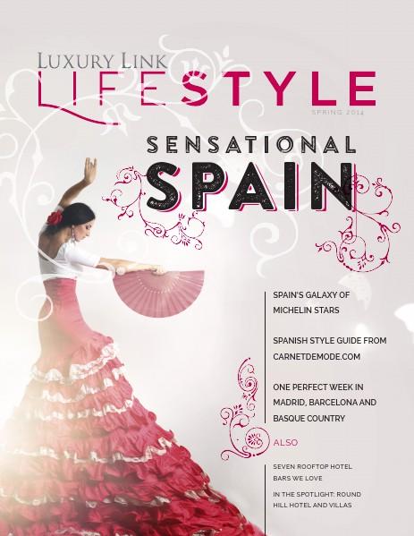 Luxury Link Lifestyle Spring 2014