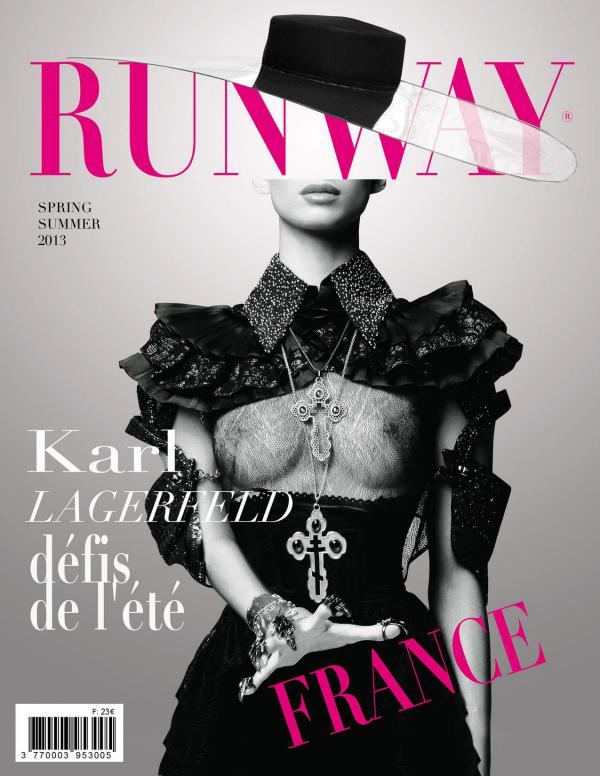 Runway Magazine 2013 Defis de l'ete