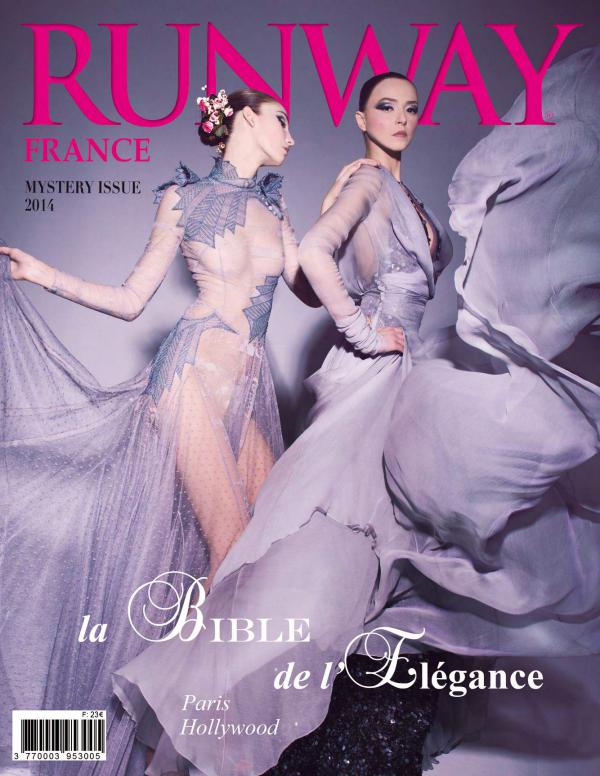 Runway Magazine 2014 Bible of Elegance