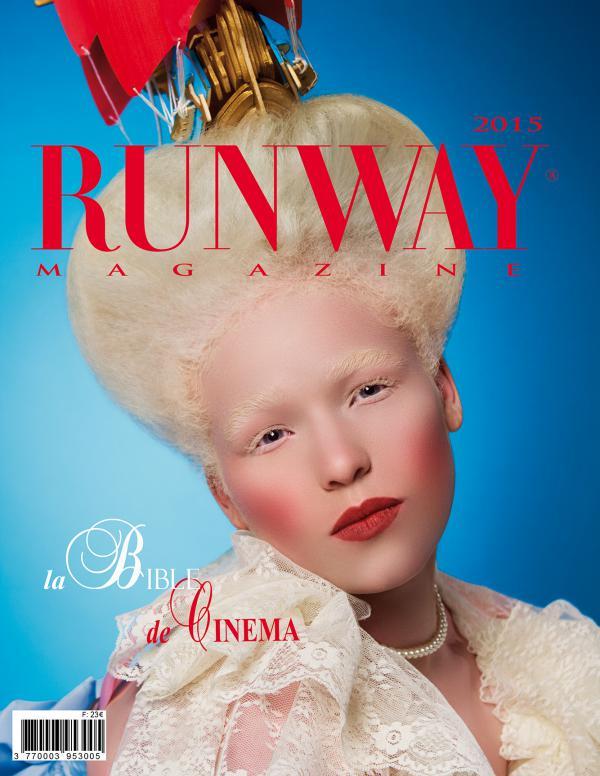 Runway Magazine 2015 Bible of Cinema