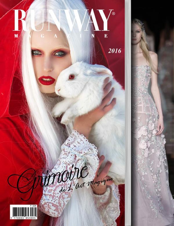 Runway Magazine 2016 Grimoire