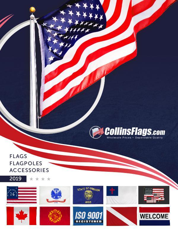 CollinsFlags.com 2019 Catalog