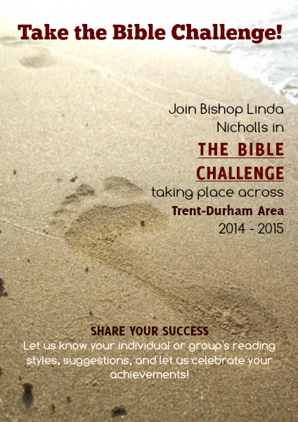Take the 2014 - 2015 Bible Challenge 2014-2015 Bible Challenge