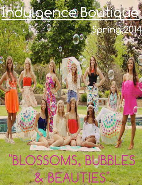 Indulgence Boutique Spring 2014