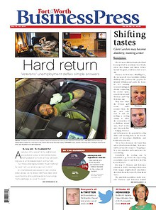 Fort Worth Business Press, June 2, 2014