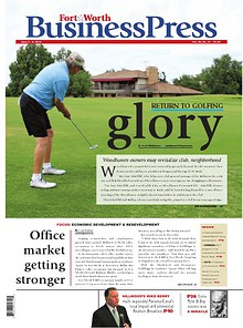 Fort Worth Business Press, June 2, 2014