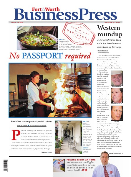 Fort Worth Business Press, June 2, 2014 Vol. 26, No. 22