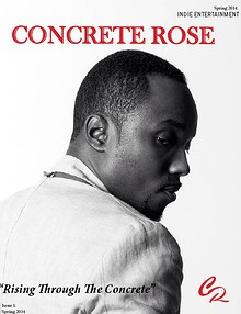 CONCRETE ROSE MAGAZINE