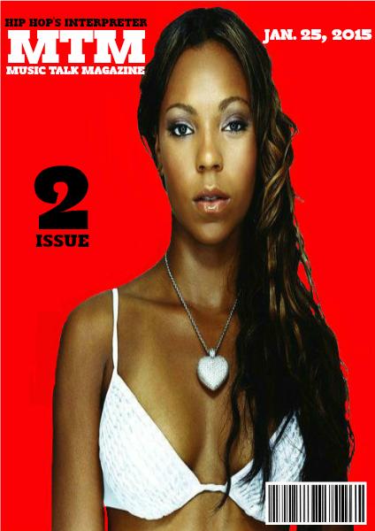 Music Talk Magazine (Hip Hop's Interpreter) 2