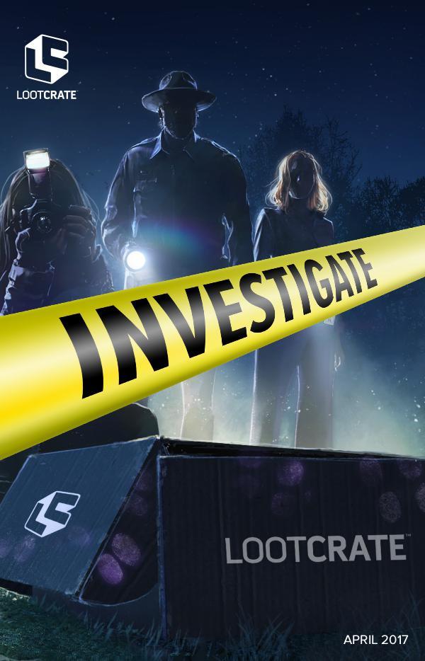 April 2017 Investigate