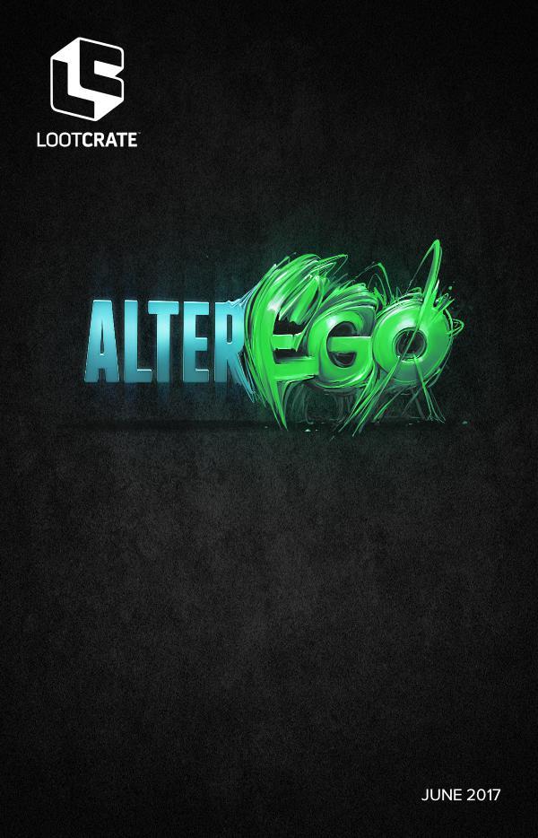 June 2017 AlterEgo