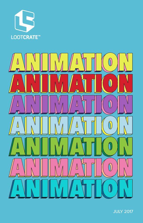 July 2017 Animation