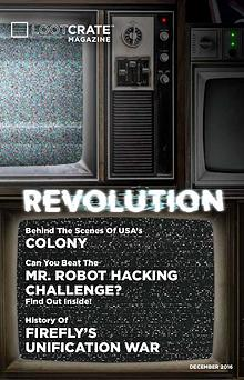 Loot Crate Magazine